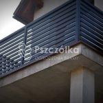 Nowoczesne barierki na balkon