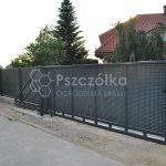 Nowoczesne bramy przesuwne Kraków