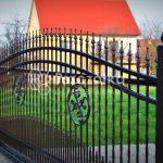 Ogrodzenia bramy przęsła kute Bochnia Brzesko