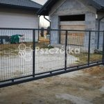 Ogrodzenia panelowe bramy przesuwne Pszczółka Ogrodzenia Bramy Nowoczesne Kute Metalowe Panelowe Kraków Bochnia Tarnów Niepołomice Brzesko Limanowa