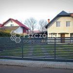 Nowoczesne bramy przesuwne Pszczółka Ogrodzenia Bramy Nowoczesne Kute Metalowe Panelowe Kraków Bochnia Tarnów Niepołomice Brzesko Limanowa