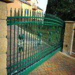 Brama przesuwna Łapanów ogrodzenia