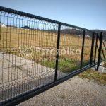 Brama przesuwna panelowa 4m, 5m, 6m