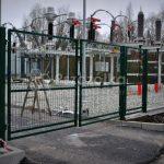 Brama panelowa uchylna 4m