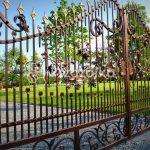 Ogrodzenia, bramy, przęsła kute Bochnia