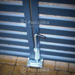 Brama wjazdowa Pszczółka Ogrodzenia Bramy Nowoczesne Kute Metalowe Panelowe Kraków Bochnia Tarnów Niepołomice Brzesko Limanowa