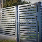 Nowoczesne ogrodzenia panelowe poziome pionowe metalowe Pszczółka Ogrodzenia Bramy Nowoczesne Kute Metalowe Panelowe Kraków Bochnia Tarnów Niepołomice Brzesko Limanowa