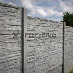 Nowoczesne ogrodzenia z płyt betonowych