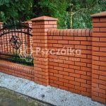 Nowoczesne ogrodzenia klinkierowe Bochnia Brzesko