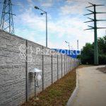 Nowoczesne ogrodzenia betonowe Bochnia