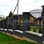 Nowoczesne ogrodzenia betonowe Gdów