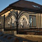 Nowoczesne ogrodzenia kute Brzesko