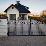 Nowoczesne ogrodzenia kute Bochnia