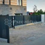 Nowoczesne ogrodzenia z blachy perforowanej