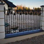 Nowoczesne ogrodzenia metalowe Bochnia