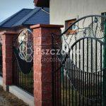 Nowoczesne ogrodzenia betnowe