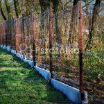 Ogrodzenia panelowe Łapanów