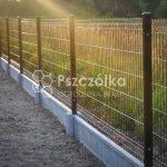 Ogrodzenia panelowe Pszczółka