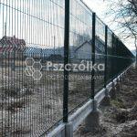 Ogrodzenia panelowe ceny Niepołomice