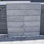 Ogrodzenia z betonu architektonicznego