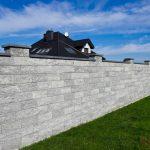 Ogrodzenia frontowe murowane betonowe Tarnów