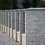 Ogrodzenia frontowe murowane betonowe Bochnia