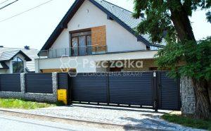 Nowoczesne bramy przesuwne Bochnia Kraków Niepołomice Tarnów