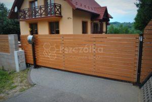 Ogrodzenia murowane Joniec ROMA drewniane kompozytowe Bochnia Kraków Tarnów Niepołomice Brzesko
