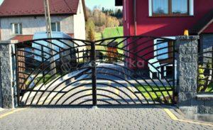 Nowoczesne bramy ogrodzeniowe Bochnia
